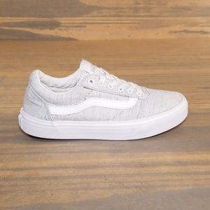 Vans Old Skool Shoes. Girls Size 1.0.